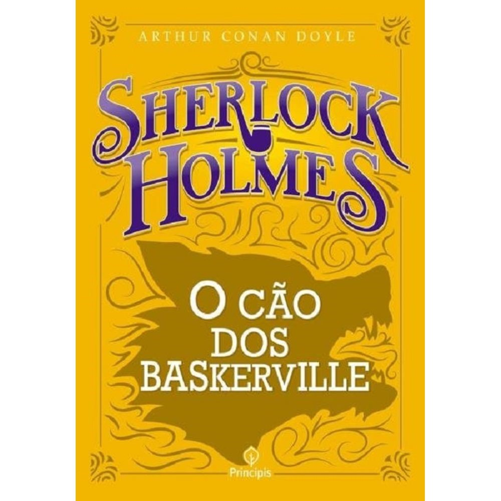 Sherlock Holmes - O Cao Dos Baskerville - Principis - Livrarias ...